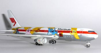 Boeing 767-300 Martinair Fox Kids Golden Wings Collectors Model Scale 1:400 E